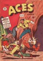 Three Aces Comics