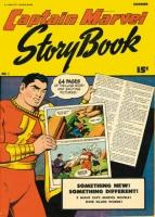 Captain Marvel Story Book