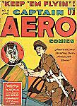 Captain Aero Comics