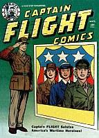 Captain Flight Comics