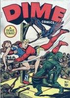 Dime Comics