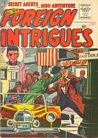 Foreign Intrigues