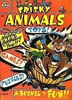 Frisky Animals