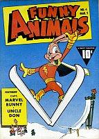 Fawcett's Funny Animals