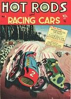 Hot Rods and Racing Cars