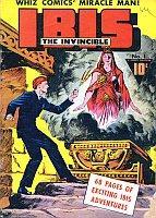 Ibis, The Invincible