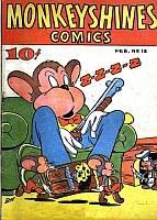 Monkeyshines Comics