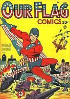 Our Flag Comics