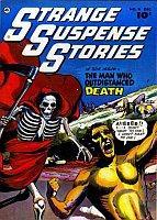 Strange Suspense Stories