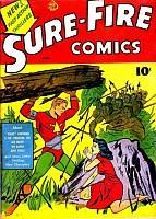 Sure Fire Comics