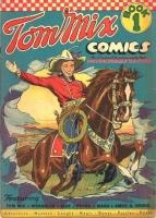 Tom Mix Comics + Tom Mix Commandos (Ralston-Purina)