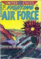 US Fighting Air Force