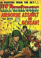 US Paratroops