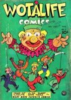 Wotalife Comics