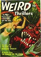 Weird Thrillers