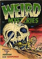 Weird Mysteries